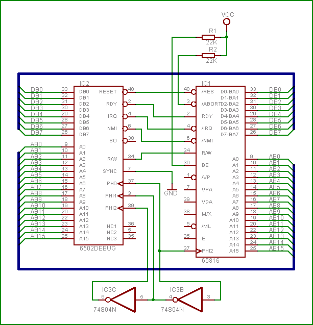 Ruud's Commodore Site: 6502 -> 65816