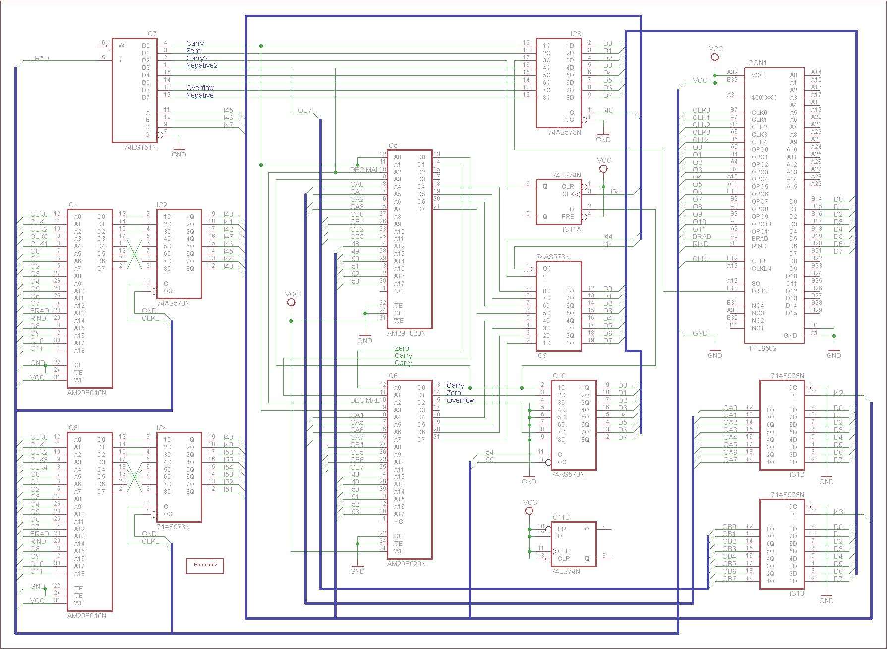 Ruud U0026 39 S Commodore Site  The Mini6502